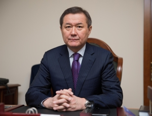 Amanshayev Yermek Amirkhanuly