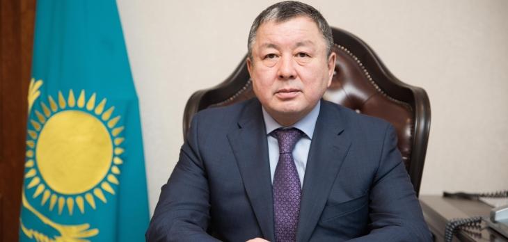 Aytmukhametov Kosman Kairtayevich